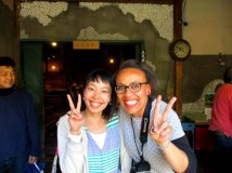 Chihiro et moi