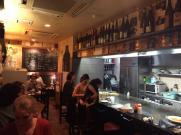 Le restaurant Hassei