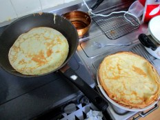 Crêpes party!