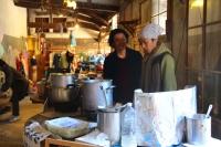 Le stand de curry de Shoji