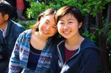 Yui et Emma