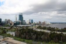 Perth (ville où a vu naître Heath Leadger, oui j'étais fan...)